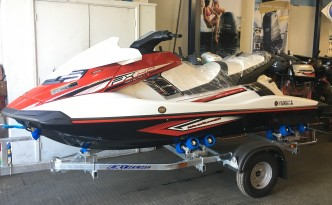 yamaha waverunner fx high output2017