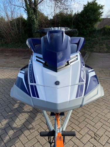FX SVHO Cruiser limited Waverunner 2017 used jet ski