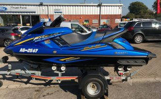 Yamaha FX SVHO 2016 used jet ski for sale