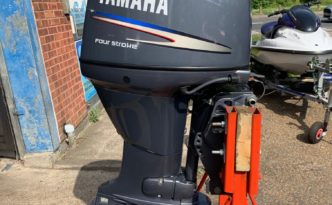 Used Yamaha f50fet outboard 50hp